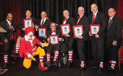 "Jack Long recognized as Ronald McDonald House ""A Few Good Men"" Honoree"