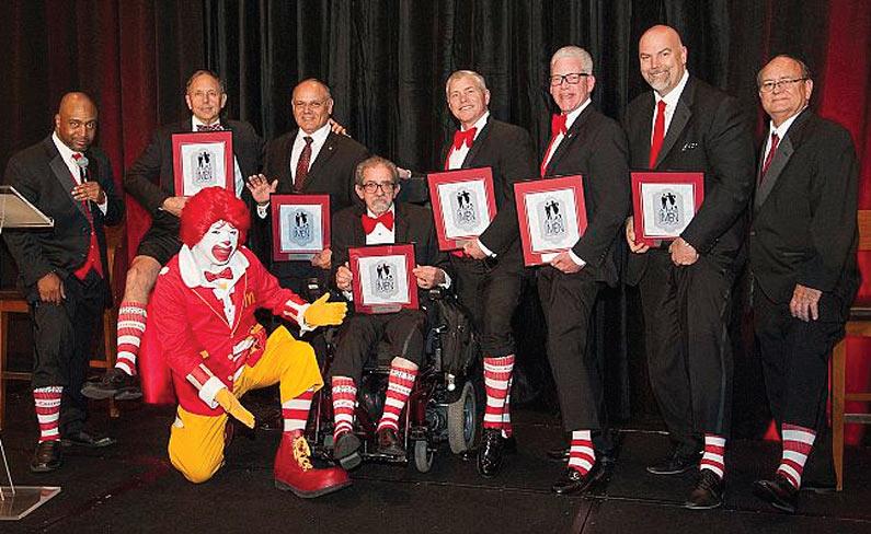 "Jack Long recognized as Ronald McDonald House ""A Few Good Men"" Honoree"